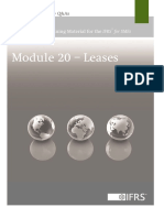 Module20 Version 2013 LEASES