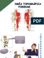 Anatomia Topografica Forense