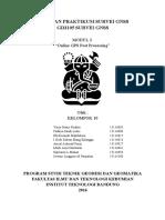 Laporan Praktikum 2 Survei Gnss
