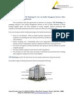 TAR Proposal Facility S&HK