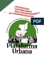 PLAN ESTRAT+ëGICO DE PLATAFORMA URBANA version final