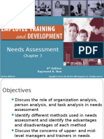 Chapter 3 Training and Development by Raymond A.Noe
