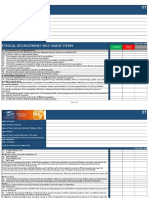 Audits and Inspections - Ethical Recruitment Self-Audit Checklist - Temp...