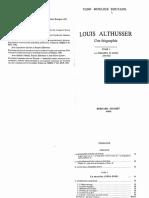 Moulier Boutang, Yann - Louis Althusser