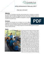 Quepos Monthly Achievement Report February 2017.pdf