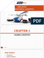 note logistics