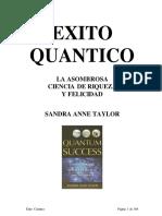 .0-Exito cuantico - Sandra Taylor.pdf