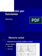 Instrumentos Memoria