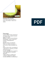 Crema Pasticcera Senza Latte - Ricette Di Cucina