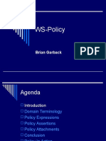 WS-Policy.ppt