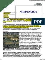 Energi Terbarukan Angin