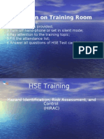 HIRAC Training (English)