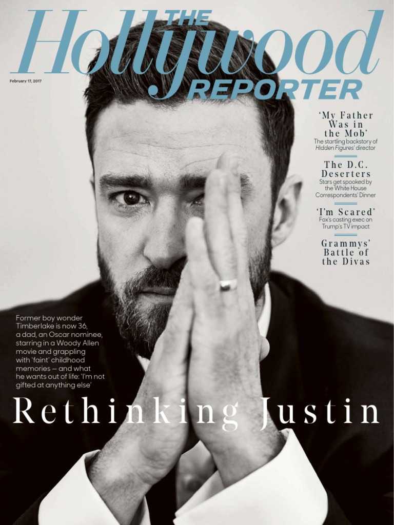 The Hollywood Reporter 17 February 2017 Vk Com Stopthepress