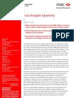 HSBC Asia Quarterly 10Q3