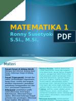 Math #1 Reg. Bag Satu.pptx