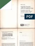 Segundo Tratado Sobre el Gobierno civil