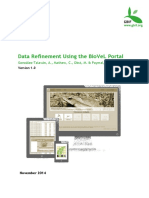 Gbif Data Refinement Using BioVeL Portal en v1.0