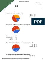 Technostress Survey