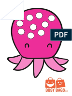 Pom-pom Marine Animals