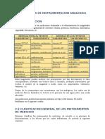 Tecnologia de Instrumentacion Analogica 2