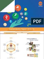 IOC Sustainability Report 15-16