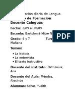 Planif._de_lengua.6_y_7_grado,_Esc_415._4°_año
