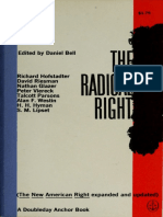 Daniel Bell (Org.) - The Radical Right - The New American Right