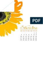 11 - Planner 2017 - Casinha Arrumada - Mês Setembro