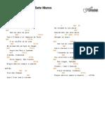 Cifra Club - Tim Maia - O Descobridor Dos Sete Mares.pdf