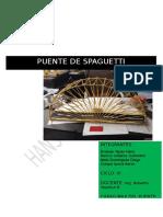 Infome Puente