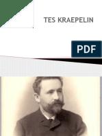 Tes Kraepelin
