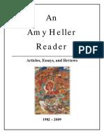 Amy Heller Reader