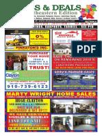 Steals & Deals Southeastern Edition 4-13-17