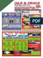 Steals & Deals Central Edition 4-13-17