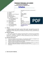 Silabo-TICs I - Civil