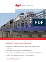 Mining Solutions Brochure