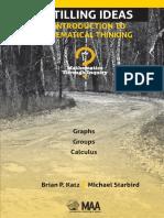 Distilling Ideas in Math