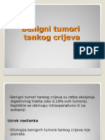 Tumori tankog crijeva