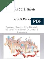 27.09 Dr. Indra Kuliah Molecules CD Dan Cytokin