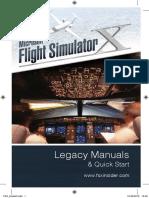 FSX Booklet Manual