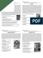 Textos Cortos Para Copias y Comprensión. 3_ Básico. 2015