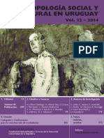 SHS AnuarioAntropologia2014