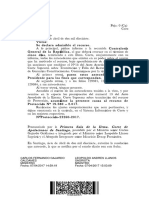 Resolución Recurso Myriam Olate