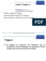 U16 Triggers