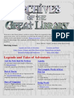 Earthdawn Journal Archive