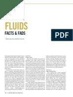 Fluids Facts and Fads BURKE ASPETAR
