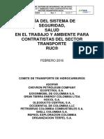 Oauda005 Guía Contratistas Ruc Transporte Rev 7 2016-02-17 v2
