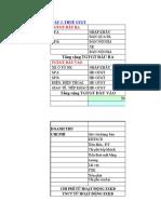 bài tập 1 thuế TNDN