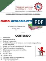 Cap i - Introducción Geología Estructural