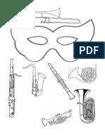 Mascara Instrumentos